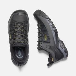 Keen Targhee III Wp Su Geçirmez Erkek Ayakkabı Black Olive - Thumbnail