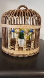 EL YAPIMI - Keklik Kafesi El Yapımı