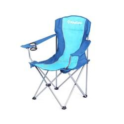 KINGCAMP - KingCamp Katlanır Kamp Sandalyesi Mavi