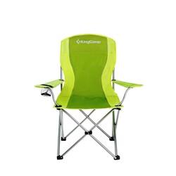 KINGCAMP - KingCamp Katlanır Kamp Sandalyesi Yeşil