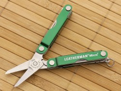 Leatherman Micra Green 63450 181N - Thumbnail