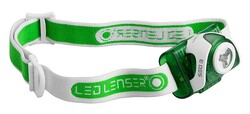 LED LENSER - Led Lenser Kafa Feneri Seo3 Yeşil