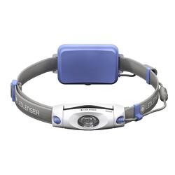 LED LENSER - Led Lenser Koşu Feneri Neo6R Mavi