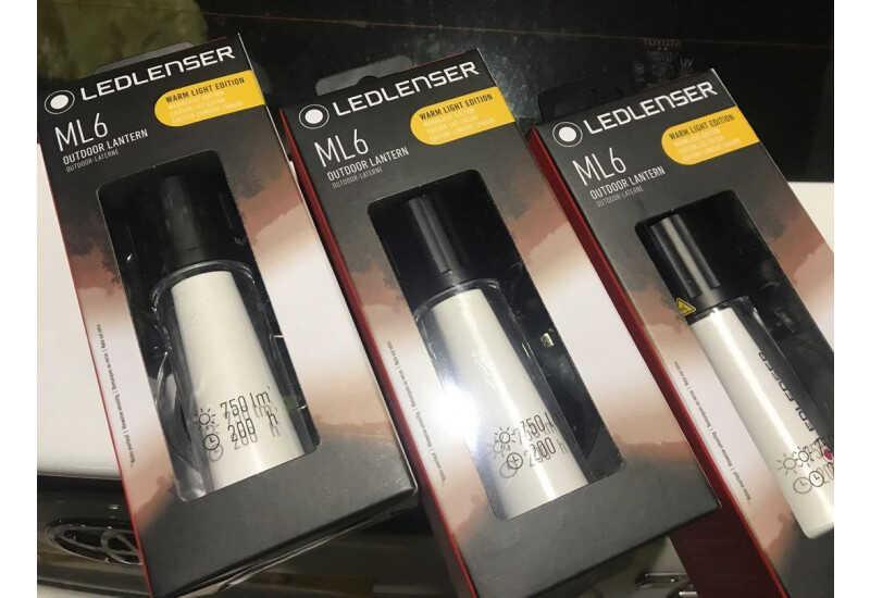Led Lenser Ml6 Warm Kamp Feneri Günışığı