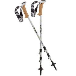Leki - Leki Cressida Yürüyüş Batonu Speed Lock Beyaz
