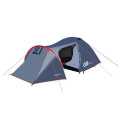 Loap - Loap 3+1 Halsa 4 Kişilik Kamp Çadırı Gri