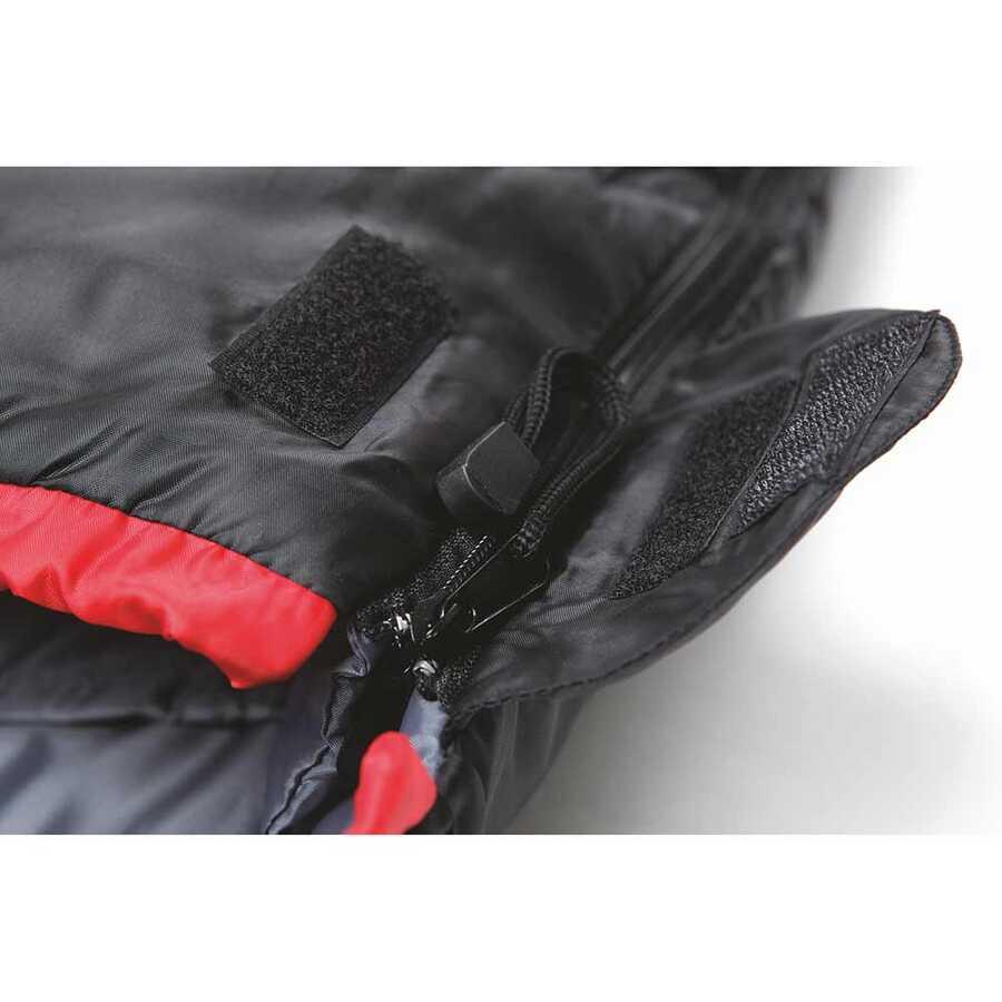 Loap Dauhali -3°C Uyku Tulumu Siyah