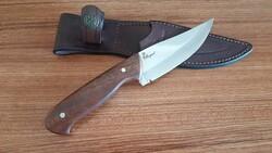 MOGAN - Mogan Avcı Bıçağı Gül Saplı 440c Çelik