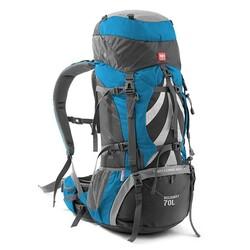NATUREHIKE - Naturehike Kampçı Dağcı Sırt Çantası 70lt Mavi
