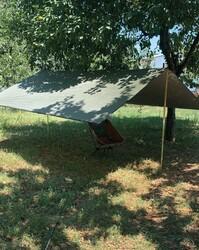 NURGAZ - Nurgaz Campout Tarp Tente 3x3