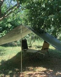 nurgaz - Nurgaz Campout Tarp Tente 4x4