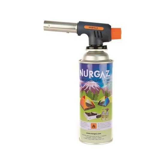 Nurgaz Minigaz Pürmüz Turbo Torch