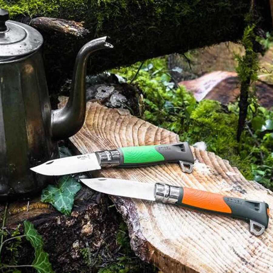 Opinel Explore No:12 Outdoor Bıçak Yeşil