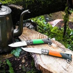 Opinel Explore No:12 Outdoor Bıçak Yeşil - Thumbnail