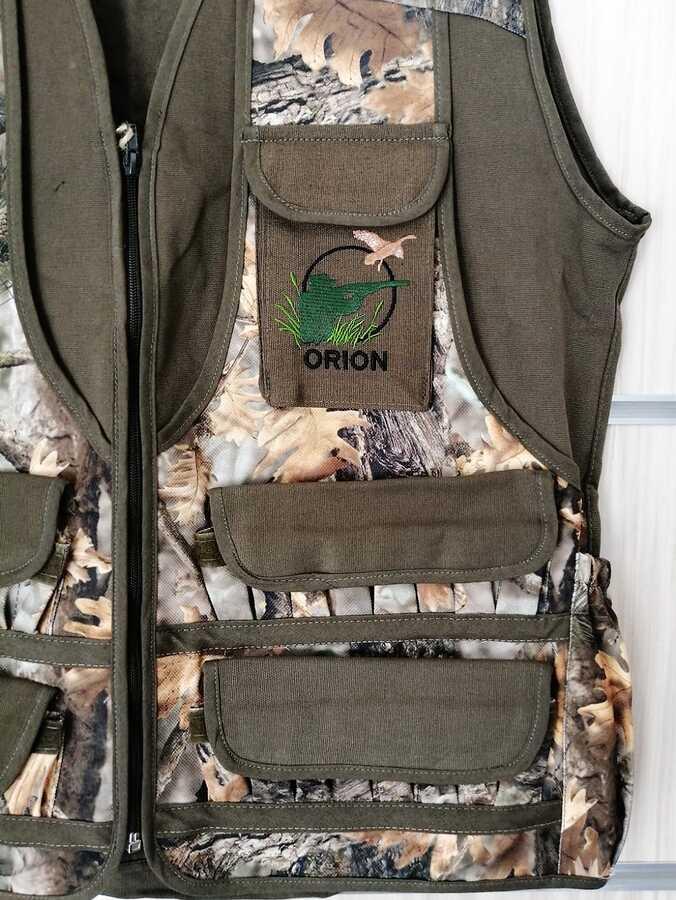 Orion Avcı Yeleği Dijital Orman -Yeni-