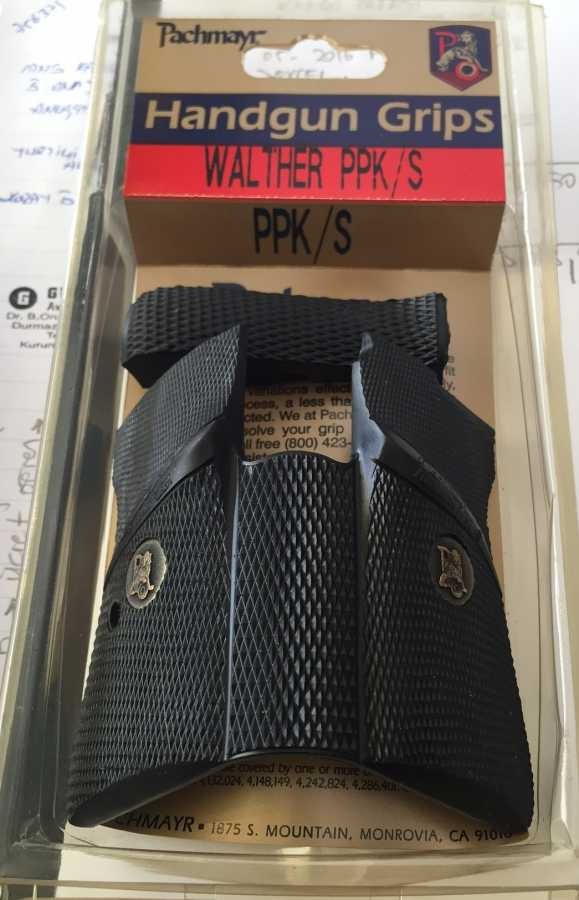 Pachmayr Walther Ppk-S Kabze