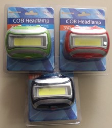 CFL - Nikula Star Dia Led Rdl410 Cob Headlamp