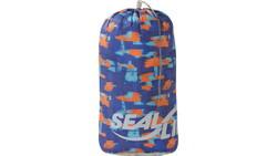 SealLine - SealLine Blocker Purge 10Lt Su Geçirmez Çanta Mavi Camo