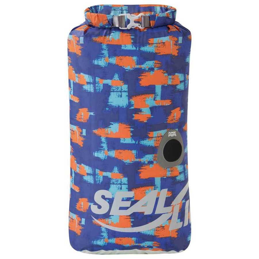 SealLine Blocker Purge 15Lt Su Geçirmez Çanta Mavi Camo