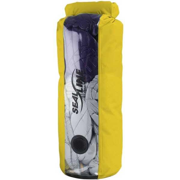 SealLine Kodiak Dry Sack Su Geçirmez Çanta Sarı 25Lt