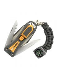 Smiths - Smiths Bıçak Bileme Aparatı Survival Multi Set 10 N 1