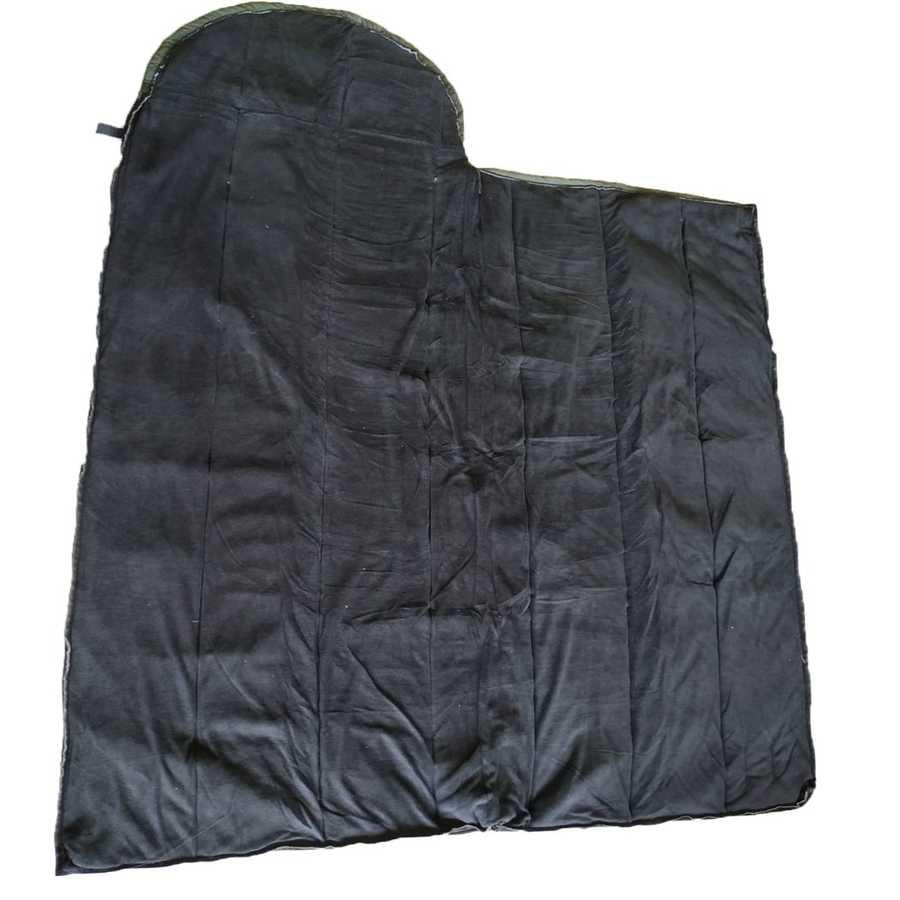 Soğuk İklim Su Geçirmez Uyku Tulumu Battaniye Tipi Battal Boy -15 Max5 Desenli