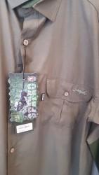 Spayko Avcı Gömlek 601-3 Yeşil - Thumbnail