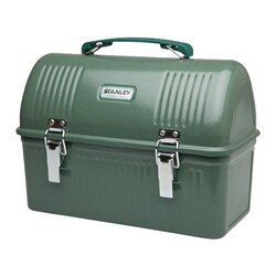 STANLEY - Stanley Classic LunchBox 9,4Lt Metal Çanta Yeşil