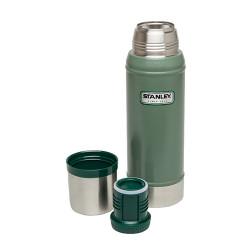 STANLEY - Stanley Classic Vacuum Bottle 0,75Lt Termos Hammertone Green
