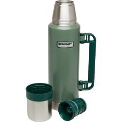 STANLEY - Stanley Classic Vacuum Bottle 1,3Lt Termos Hammertone Green