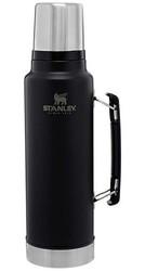 STANLEY - Stanley Classic Vacuum Bottle 1,4Lt Termos Black Matte