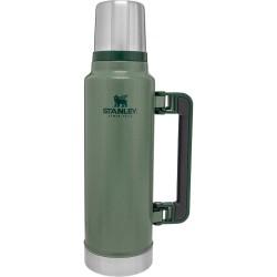 STANLEY - Stanley Classic Vacuum Bottle 1,4Lt Termos Hammertone Green