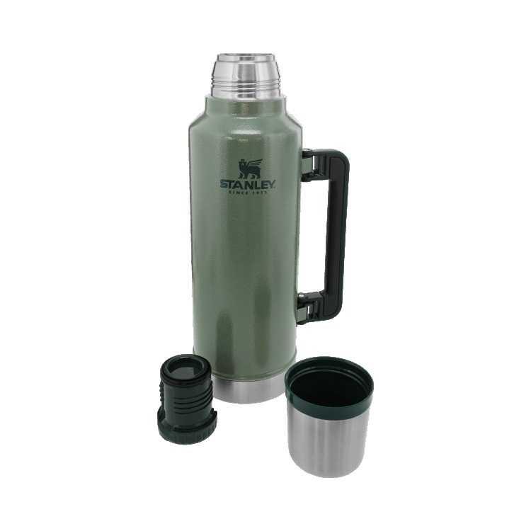 Stanley Klasik Termos 1,9Lt Legendary Bottle Hammertone Green
