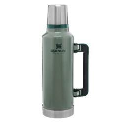 STANLEY - Stanley Klasik Termos 1,9Lt Hammertone Green Legendary Bottle