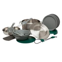 Stanley - Stanley Pişirme Seti Base Camp Cook Set 3,5Lt Paslanmaz Çelik