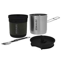 STANLEY - Stanley Pişirme Seti Yemek Termosu 0,7Lt Bowl+Spork Compact Cook Set