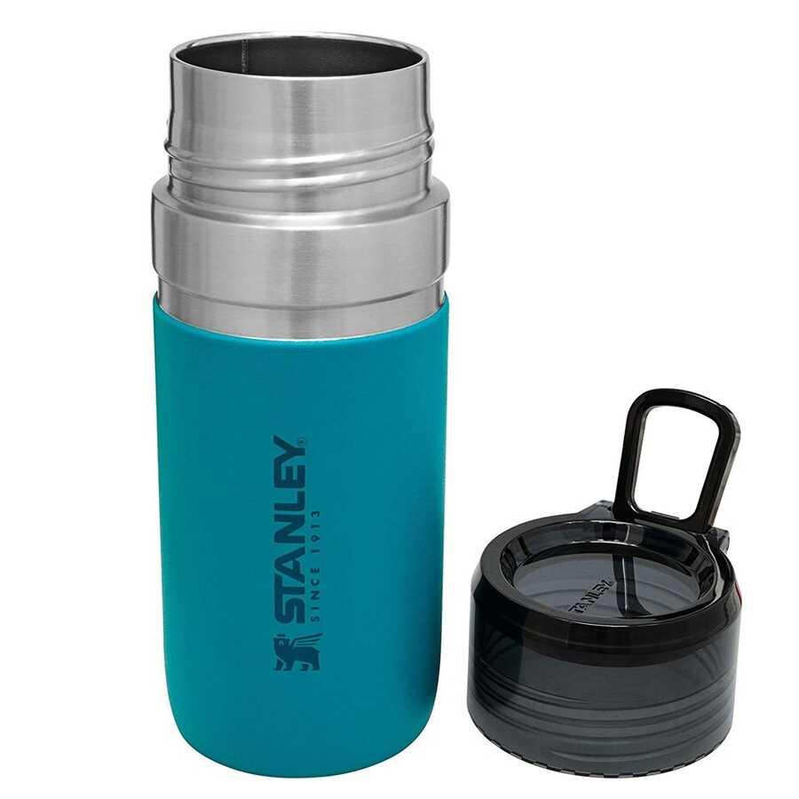 Stanley Su Termosu Vacuum Water Bottle 0,47Lt Mavi