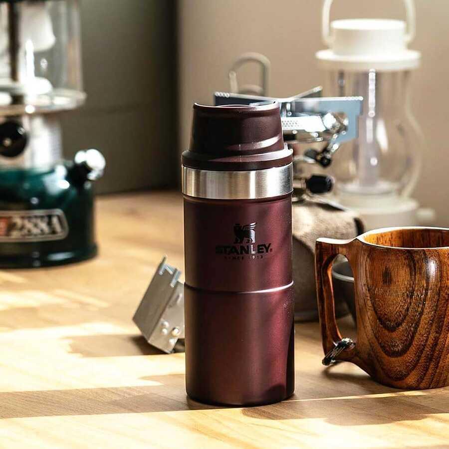 Stanley Termos Bardak Trigger Action Travel Mug 0,35Lt