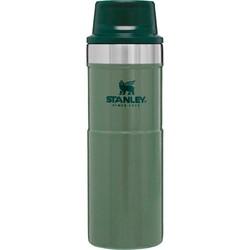 Stanley Termos Bardak Trigger Action Travel Mug 0,47Lt H.Green - Thumbnail