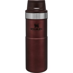 STANLEY - Stanley Termos Bardak Trigger Action Travel Mug 0,47Lt Wine