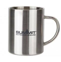 Summit - Summit Paslanmaz Çelik Kamp Kupası 450ml Çift Cidarlı