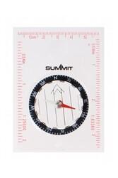 Summit - Summit Pusula Boyun Askılı Harita Compass Şeffaf