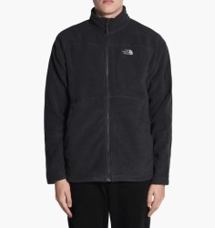 THE NORTH FACE - The North Face M200 Shadow Full Zip Erkek Polar Antrasit