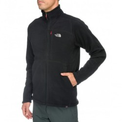 THE NORTH FACE - The North Face M200 Shadow Full Zip Erkek Polar Siyah