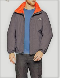 THE NORTH FACE - The North Face Resolve İnsulated Erkek Mont Gri