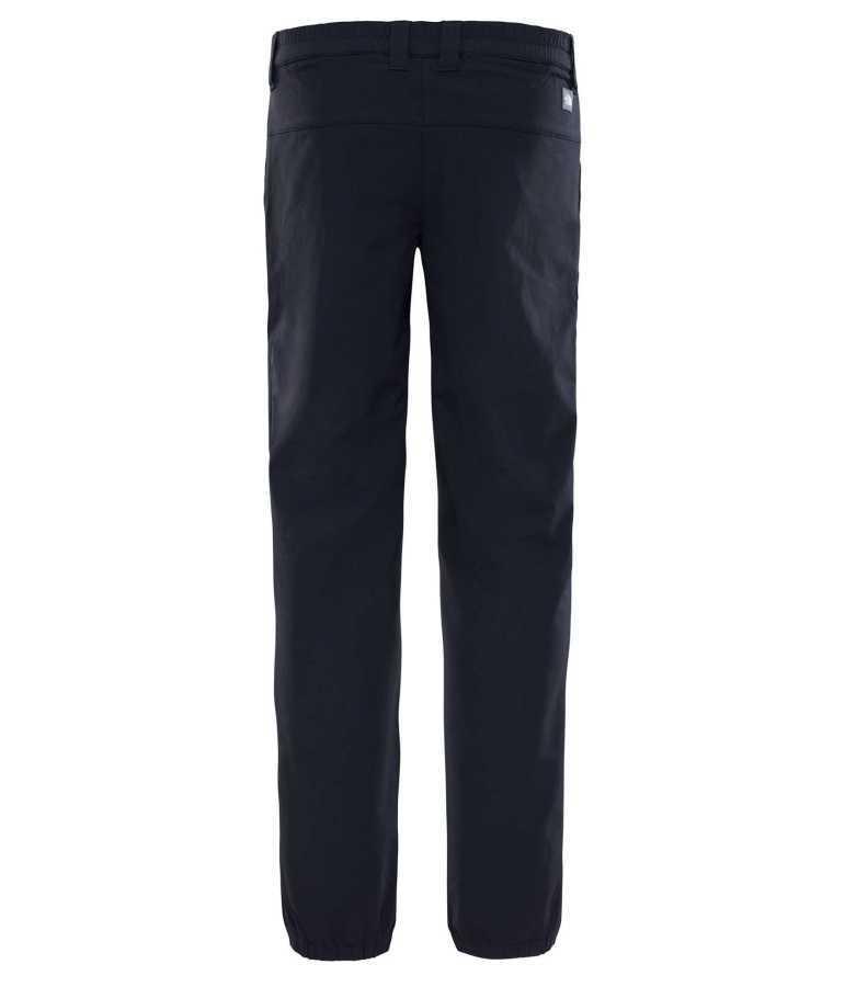 The North Face Tanken Softshell Rg Erkek Pantolon Siyah