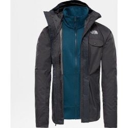 THE NORTH FACE - The North Face Tanken Triclimate Erkek Mont Antrasit
