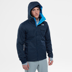 THE NORTH FACE - The North Face Tanken Triclimate Erkek Mont Navy