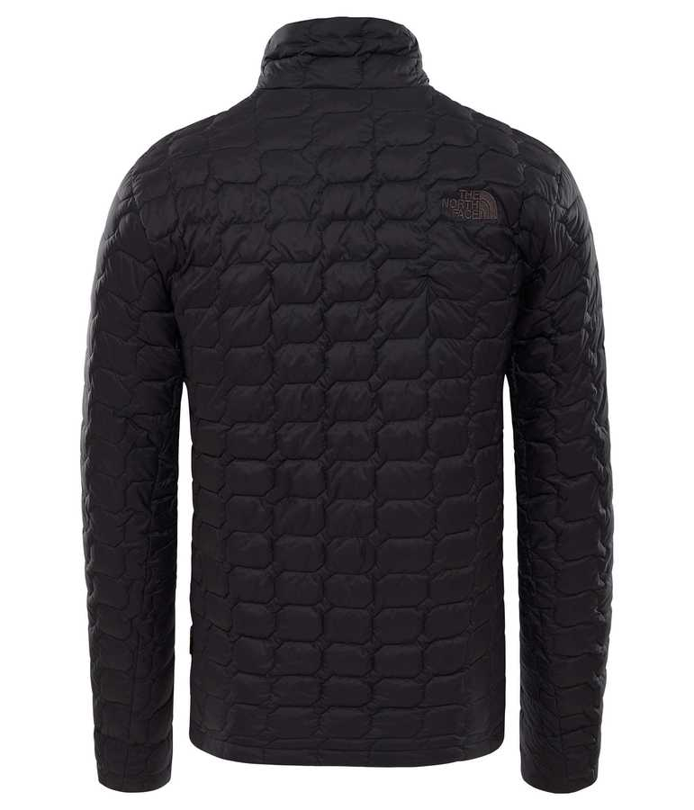 The North Face Thermoball Erkek Mont Black Matte