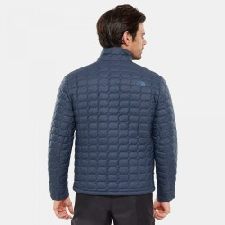 The North Face Thermoball Navy Erkek Mont - Thumbnail